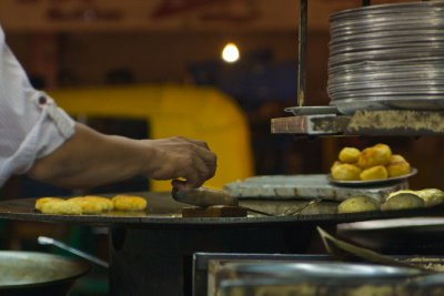 Chaat in Karol Bagh