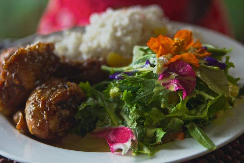 Bohol Bee Farm's Honey Glazed Chicken