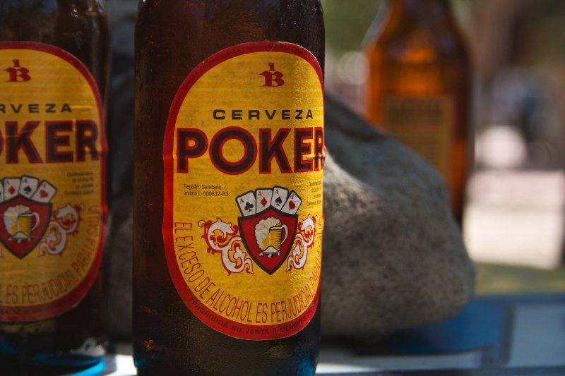 Mmm Cerveza POKER!!!