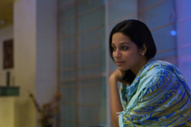 Pooja Waits in KC Residency Lounge