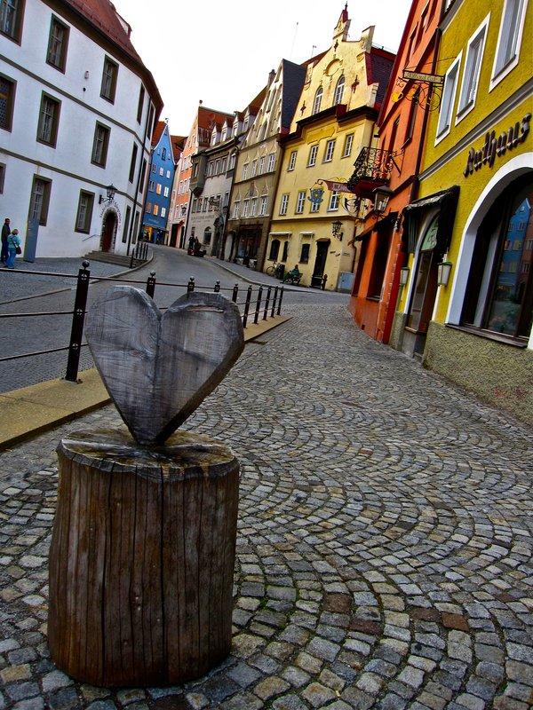 Streets in Fussen