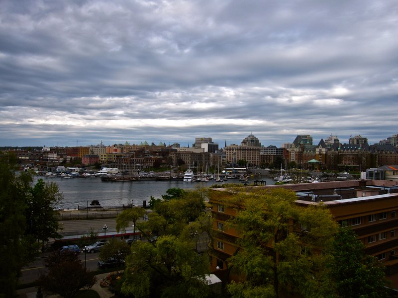 View of Victoria