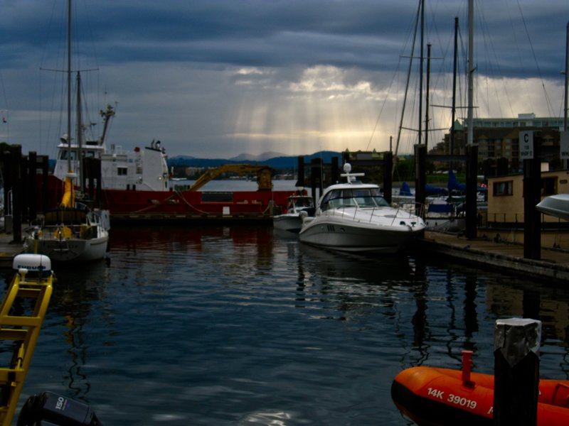 Boats In Victoria