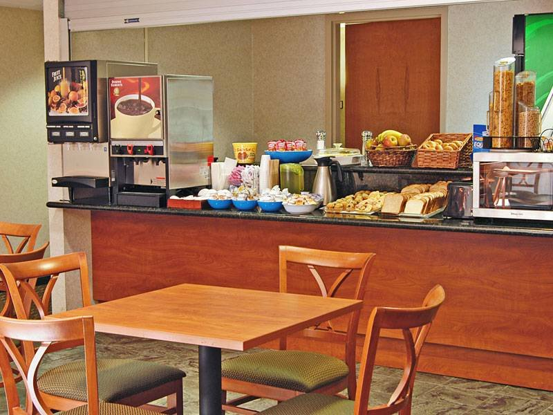 Howard Johnson SFO Hotel Amenities