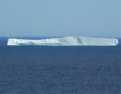 ICEBERG OFF ST. ANTHONY, NEWFOUNDLAND
