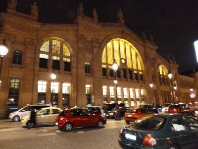 Gare du Nord - pic 1