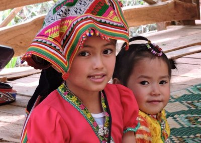 Thai little girls