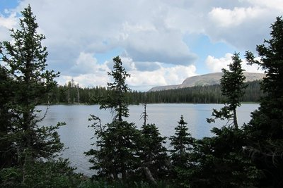 Mirror Lake, High Uintas, Utah