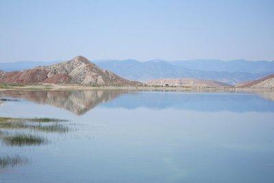 Nine Mile Reservoir, Utah, USA