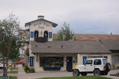 An inn at Heber City