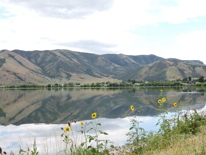 Mantua Reservoir