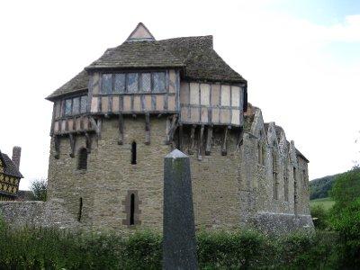 Stokesay Castel