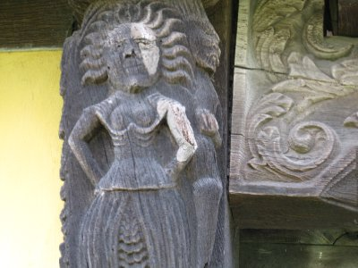 Ornate Carving
