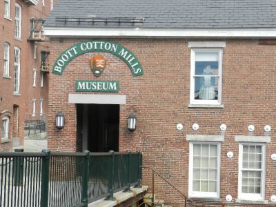 Refurbished cotton mill