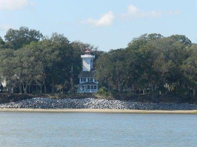Dsufauski Lighthouse