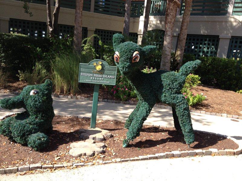 Visiting Disney's HHI Resort