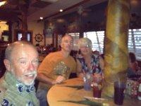 Dinner at Rockefellers Raw Bar