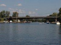 Barge Canal at Sylvan Beach