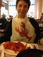 A new day, a new lobstah!