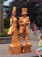 Cute couple at State Fair