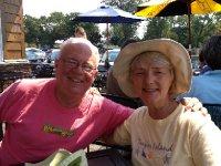 Bob and Shirley at Sylvan Beach.