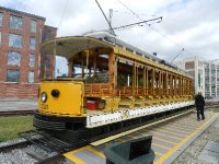 Trolley at National Park