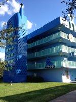 Our resort: Pop Century