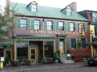 Old Tavern in Annapolis