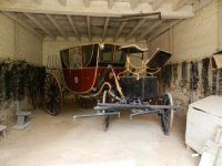 Washington's carriage