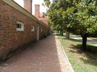Slave quarters at Mt Vernon