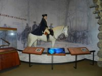 George at Valley Forge