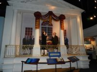 Inauguration day, 1789