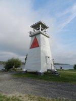 Lighthouse on the Potomac River