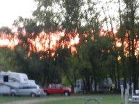 Sunset in NY
