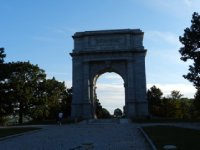 Arch in Valley Forge NP