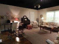 Walton's living room