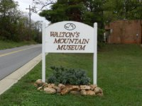 The Waltons have a museum??