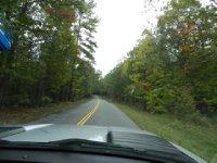 Virginia's open roads
