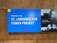 Huge power project in Massena, NY