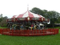 Who do you know has their own carousel?