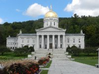 VT State Capitol Building