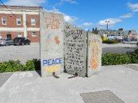 Actual piece of Berlin Wall