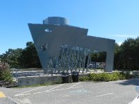 Liberty Ship monument