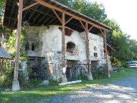 Old lime kiln in Rockport
