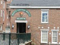 Refurbished cotton mill