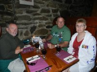 lunch in 1800's tavern