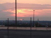 Sunset over Alexandria, Va