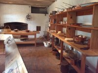 The kitchen of Monticello