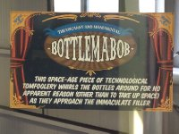 Silly signage at Magic Hat Brewery