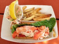 Lobster Roll in Portland